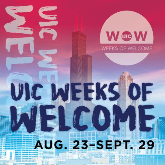 UIC Weeks of Welcome