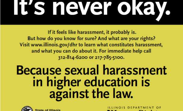 Sexual Harassment Poster partial
