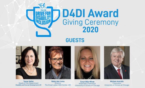 D4DI Award Ceremony
